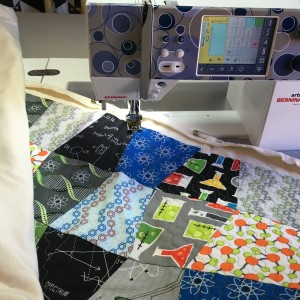 chemistry quilting