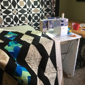 Quilting facets