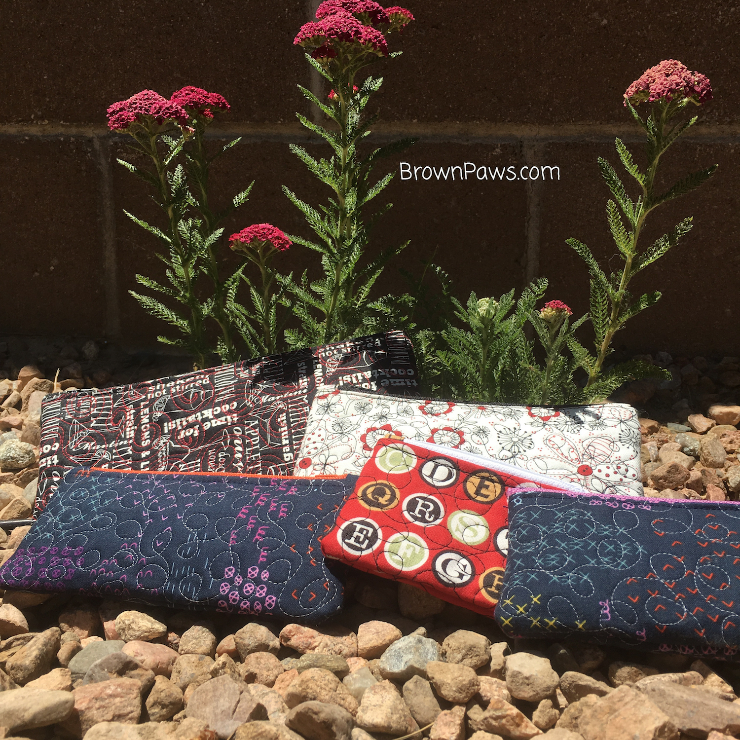 Zipper Bags and Glasses Cases