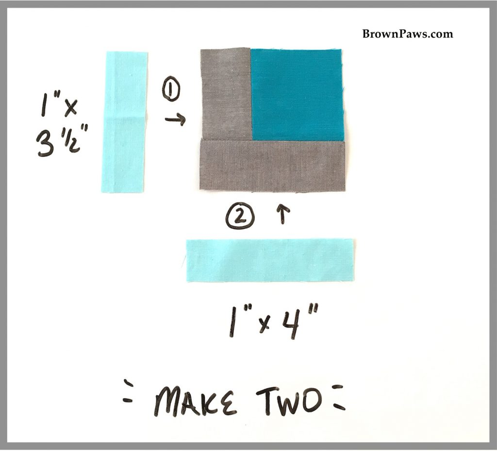 Step 2 blue