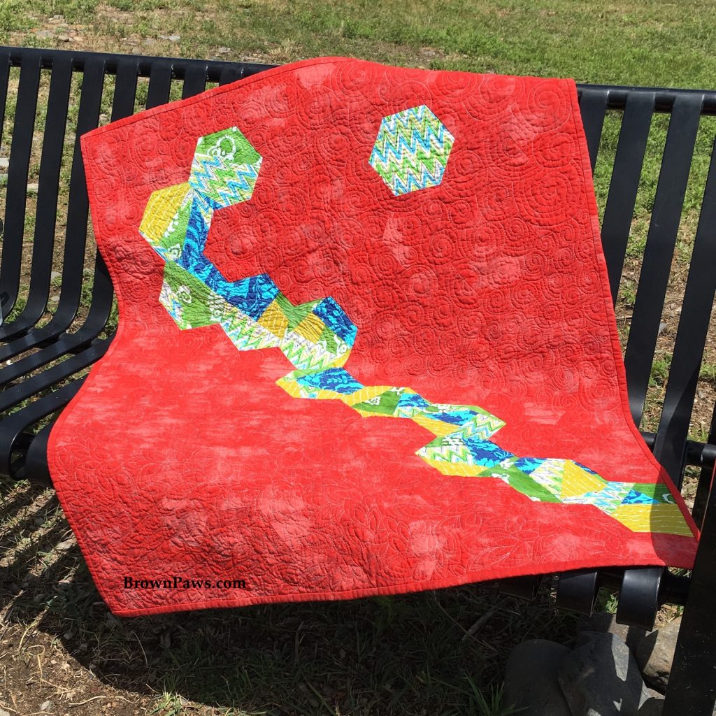full quilt bench