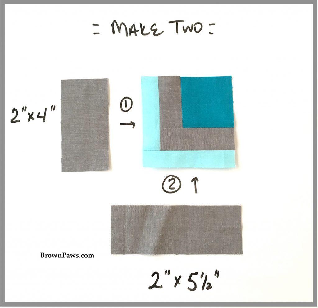 step 3 blue