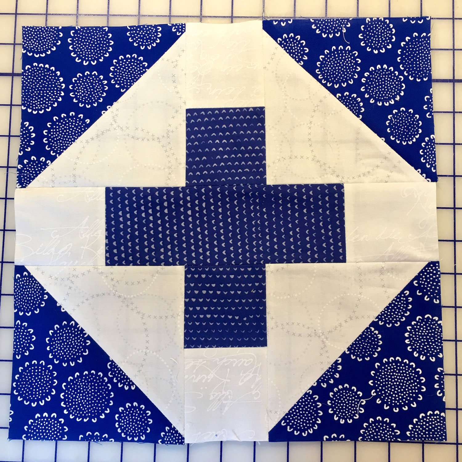 Bee Inspired Quilt Bee Group – February Block