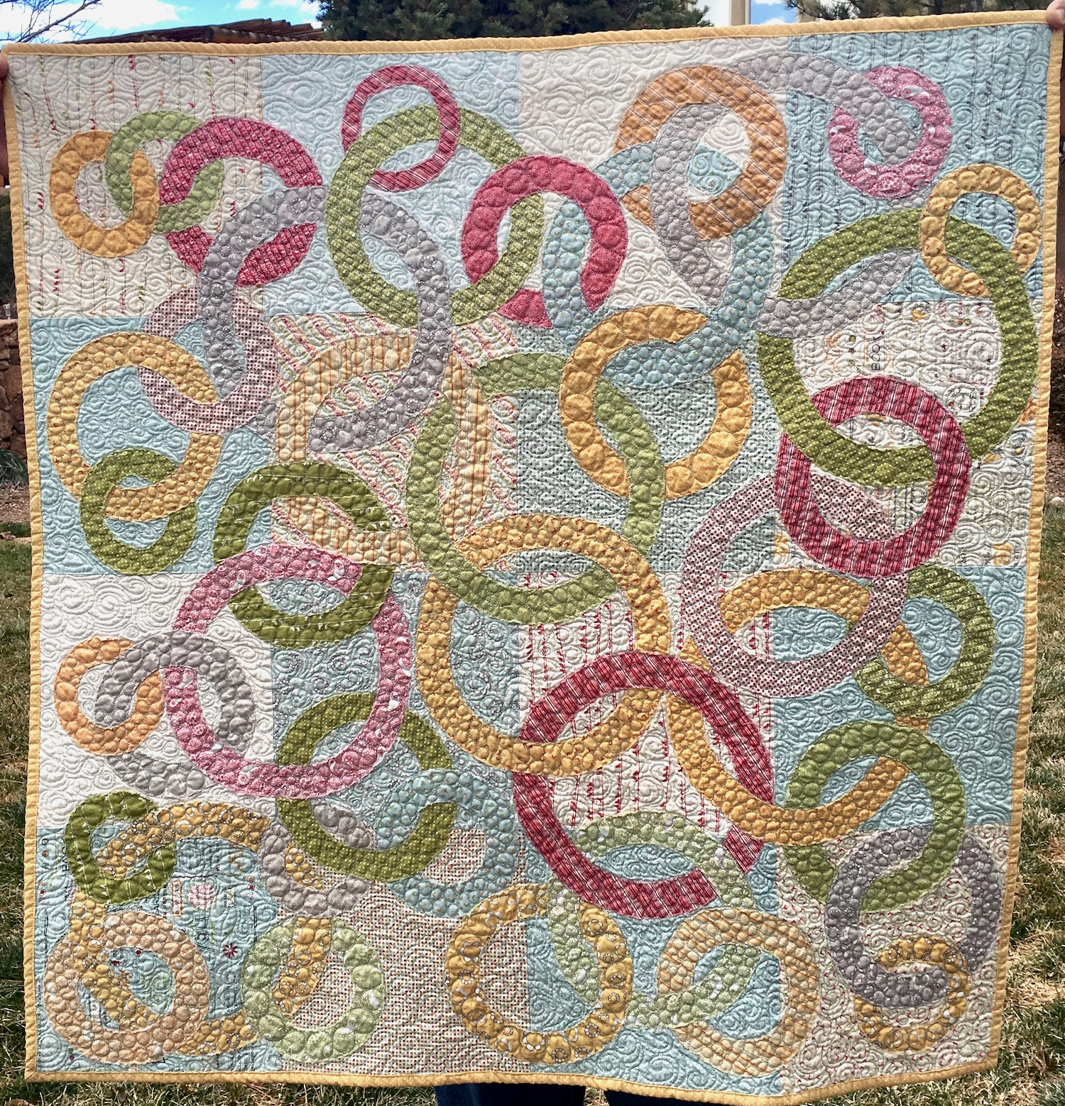 Rings Quilt