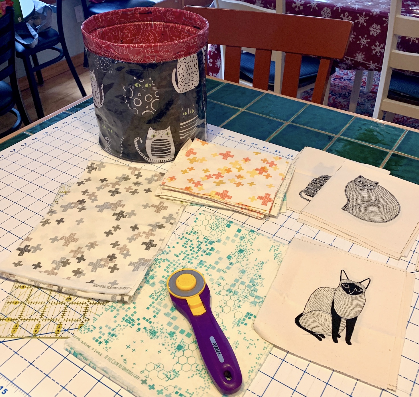 Q1'19 Quilt Retreat