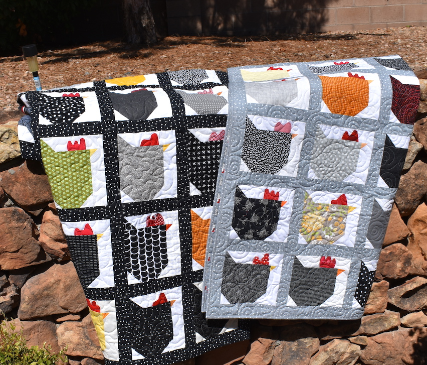 Chicken Quilts