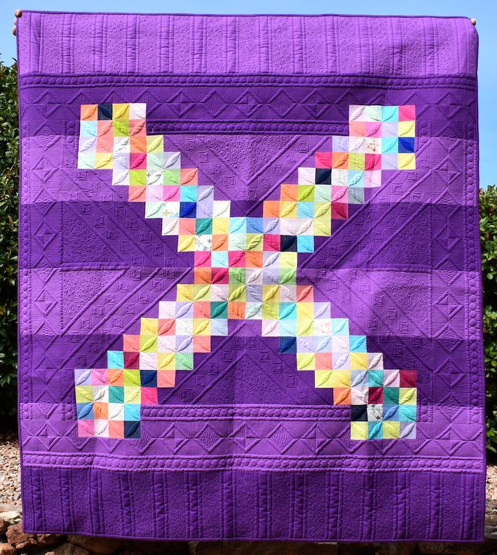 Big Purple X